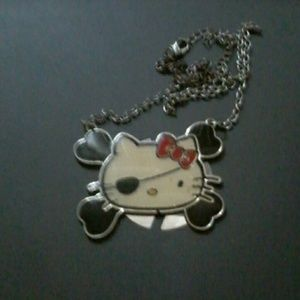 Hello Kitty by Sanrio pirate necklace